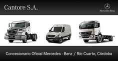 Concesionario Oficial #MercedesBenz http://www.cantore.com.ar/