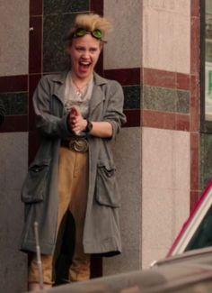 "k8-mckinnon: "" Jillian Holtzmann: Fashion Icon """