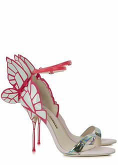 Sophia Webster Chiara butterfly leather sandals Sophia Webster Chiara 00df1205c60