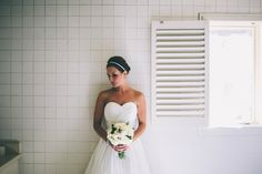Our lovely bride