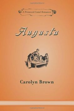 "Augusta by Carolyn Brown, Augusta ""Gussie"" Dulan is the only Dulan sister to make it all the way to California on the wagon train for brides. Each of her four sisters has taken off along the trail to marry up with a man they fell in love with and now Gussie is hoping to find a man to love here at the end of the trail... got the kindle voucher on amazon local today and then got this for $1.00 4/28"