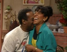 Cliff Clair Huxtable--The Cosby Show Bill Cosby, Love Is When, What Is Love, My Black Is Beautiful, Black Love, Beautiful Things, I Smile, Make You Smile, Phylicia Rashad