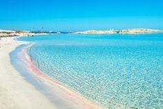 Playa de ses Illetes, Formentera Nirgendwo ist der Strand breiter, das Wasser klarer