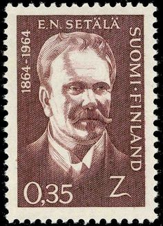Eemil Nestor Setälä, February 1864 in Kokemäki – 8 February 1935 in Helsinki) was a Finnish politician and once the Chairman of the Sena. World 2020, France, Wikimedia Commons, Postage Stamps, Finland, Nostalgia, Helsinki, Pin Collection, Posters