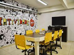 Sala de reuniões principal