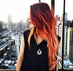 I love that hair!!!