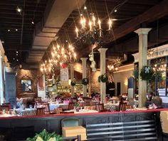 Best Holiday Restaurants in the U.S.: Slightly North of Broad, Charleston, SC