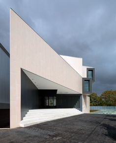 "New Building for ""El Redin"" School in Pamplona / Otxotorena Arquitectos"