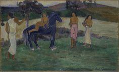 Paul Gauguin, 'Cambio de residencia', 1902
