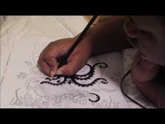 Let's Color: Lost Ocean - Johanna Basford #3