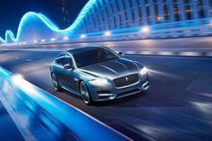 El nuevo #JaguarXF se presentará en Europa por primera vez en el #SalonAutoBCN