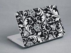 Black and white design Black And White Design, Laptop Skin