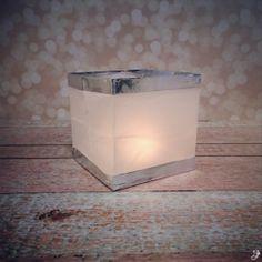 Drijvende lantaarn - Zilver