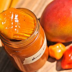 Mango Habanero Barbecue Sauce Recipe