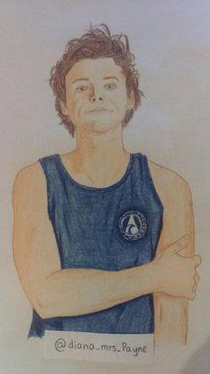 #Ashton #irwin #5sos #5secondofsummer #ash #rysunek #fan #art