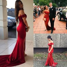 Custom Made Split Evening Dresses Pageant Dresses Cheap Backless Sexy Off The Shoulder Sweep Train Satin Mermaid Prom Dresses 2016 Long Sleeve Prom Dresses Mermaid Prom Dresses From Sweetlife1, $99.5| Dhgate.Com