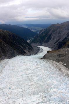 Franz Joseph Glacier, New Zealand, South Island