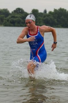 6 Tips for Exiting the Open-Water Swim