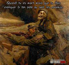 Quand je suis mort mais que je dois aider mon pote... - Be-troll - vidéos humour, actualité insolite