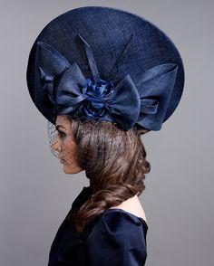 Glorious goodwood Racing fashion Goodwood Hats www.furlongfashion.com Edwina Ibbotson Millinery
