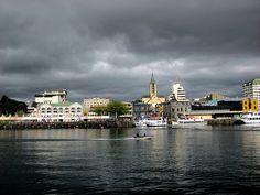 The River Queen: Valdivia, Chile.