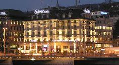 HOTEL スイス・チューリッヒのホテル>1883年創業で、主要鉄道駅のすぐ近くにあるチューリッヒの中央広場に位置>セントラル プラザ(Central Plaza)