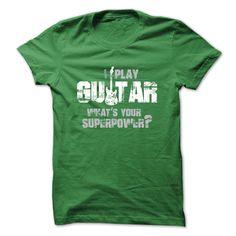 (Tshirt Fashion) Guitar Superpower Shirt [Tshirt design] Hoodies, Funny Tee Shirts