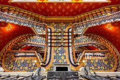Architectural Photography, Interior Photography, Night Photography, London Architecture, Commercial Architecture, Renaissance Hotel, London Photographer, London Underground, Art Uk
