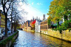 Brugge by panzarinho on 500px