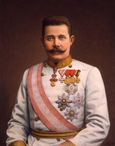 This is a picture of Franz Ferdinand. He was the Archduke of Austria before world war I. He was assassinated on June 28, 19124. This is a major event that sparked world war I.