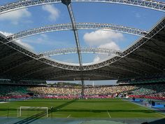 High End Architecture-Oita Stadium, Japan-The Big Eye