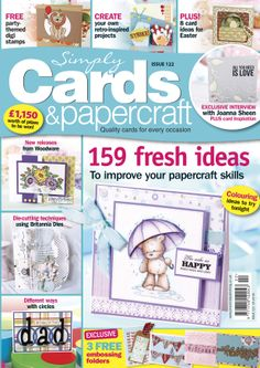 Simply Cards & Papercraft 122 is available from http://www.moremags.com/papercrafts/simply-cards-papercraft/scp122