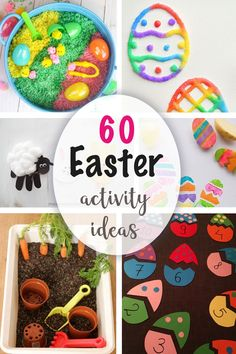 60 Fun, Easy and Educational Easter Activity Ideas for toddlers. I hope you will like this collection and if you tried one of them with your little one, feel free to share it with me here : ) #easteractivityfortoddlers #easteractivityideas #easteractivitiesfortoddlers #easteractivityideasfortoddlers #toddlers #easter #wondertoddlers #homeschooling #parenting