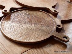 0200 リバーシブルカッティングボード300 | M.SAITo Wood WoRKS