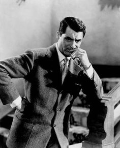 Cary Grant- pure class.