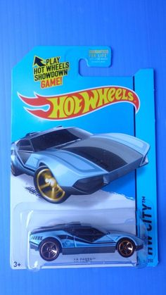 2014 Hot Wheels Treasure Hunt La Fasta  #HotWheels #fasta