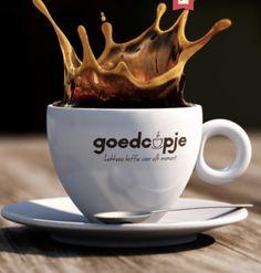 Goede koffiecups bestellen? Elk jaar doneren zij een percentage van hun omzet aan een goed doel en jij kunt het doel mede bepalen op de site.