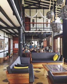 Hostales más parchados de Colombia | Travelgrafía Yolo, South America, Interior, Travel, Inspiration, Viajes, Vacation Places, Beautiful Places, Backyard Patio