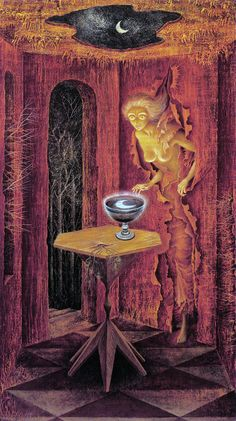 ✯ Remedios Varo - To be Reborn✯