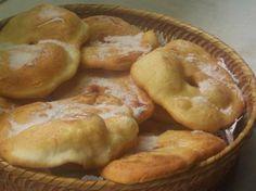 Torta Frita (Argentina) tarde de lluvia y un buen mate