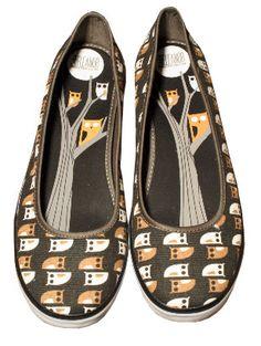 Cute owl shoes!!