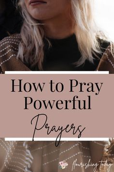 Are you ready to get intentional with your prayers? Whether you are a beginner who wants to know where to start or have been praying for years, this structured prayer plan can help your prayers to be more powerful and effective. Prayer Scriptures, Bible Prayers, Faith Prayer, Prayer Quotes, Faith In God, Strong Faith, Bible Quotes, Bible Verses, Christian Women