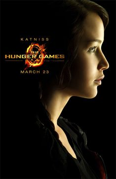 Movie Posters - The Hunger Games - love this movie and book series!