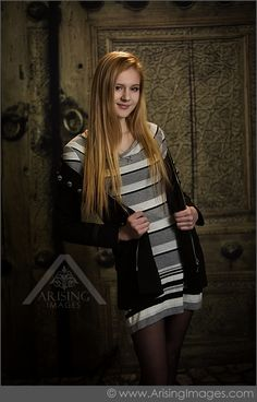 Lovely Shot! Michigan High School Senior Photography. #ArisingImages #Fashion #Pretty #Seniors