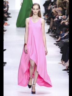 Le défile Christian Dior Automne-Hiver 2014-2015