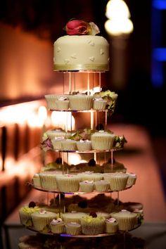 Suffolk Cupcake Company - Wedding Cupcake Towers Gallery Favourite wedding tower.