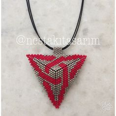 Triangle, Pendant Necklace, Jewelry, Jewlery, Jewerly, Schmuck, Jewels, Jewelery, Drop Necklace