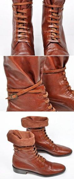 Stiefel in Rostbraun - Must Have für den Herbst-Farbtyp