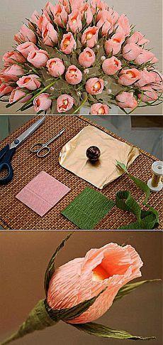 Как сделать красивый букет из конфет своими руками - Учимся Делать Все Сами