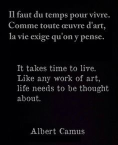 Albert Camus #citation #quote